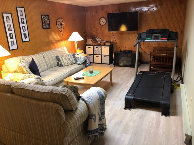 Home Basement Renovation
