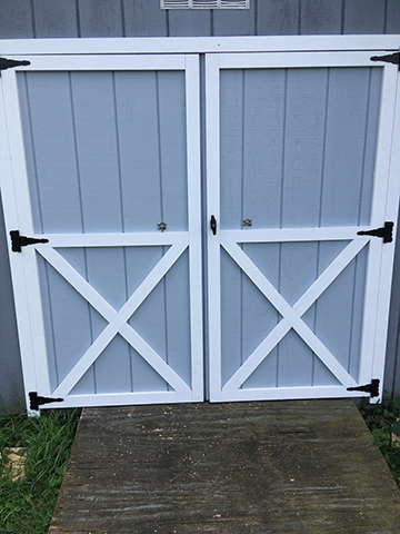 Replacement Shed Doors